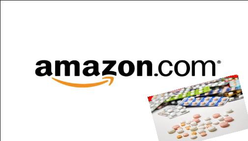 アマゾン医療調剤業界へ進出か?アイキャッチ