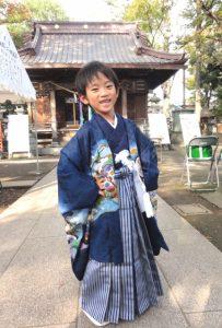 七五三に袴を着ているときのトイレはどうする?男の子編!袴