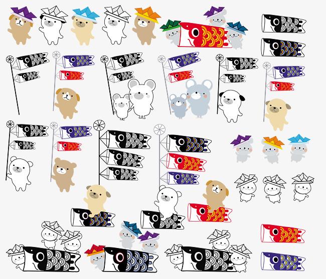 ベランダに飾るオシャレな鯉のぼり,ベランダの鯉のぼり,オシャレな鯉のぼり