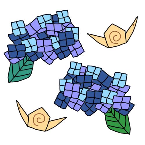カタツムリの折り紙,カタツムリの折り紙の作り方,カタツムリの折り紙の作り方11選
