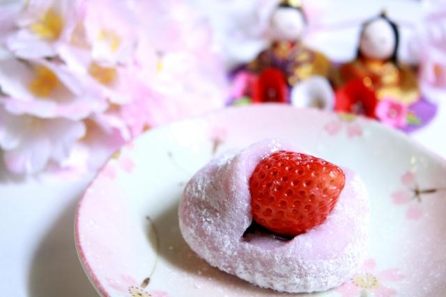 ひな祭りの菓子10選,ひな祭りの菓子