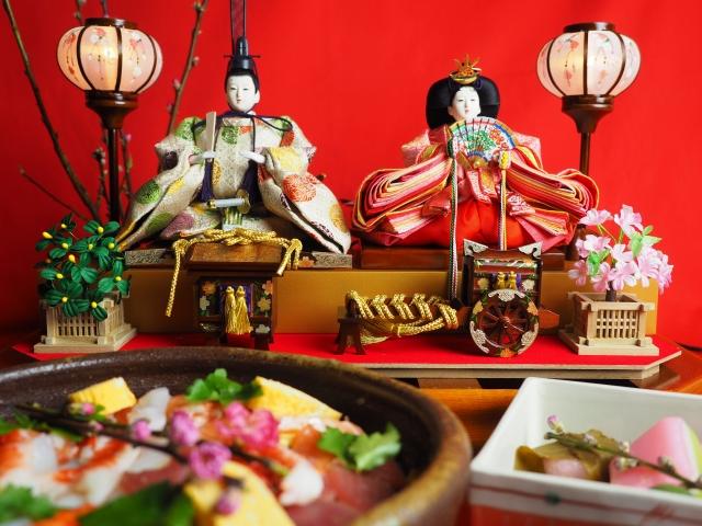 ひな祭りの食べ物,ひな祭りに縁起の良い食べ物,ひな祭りにおすすめの食べ物10選