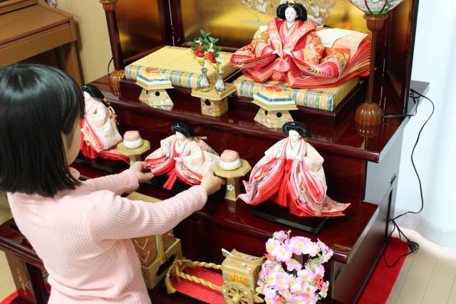 雛人形を劣化させない収納方法の秘訣,雛人形を劣化させない収納場所の選び方